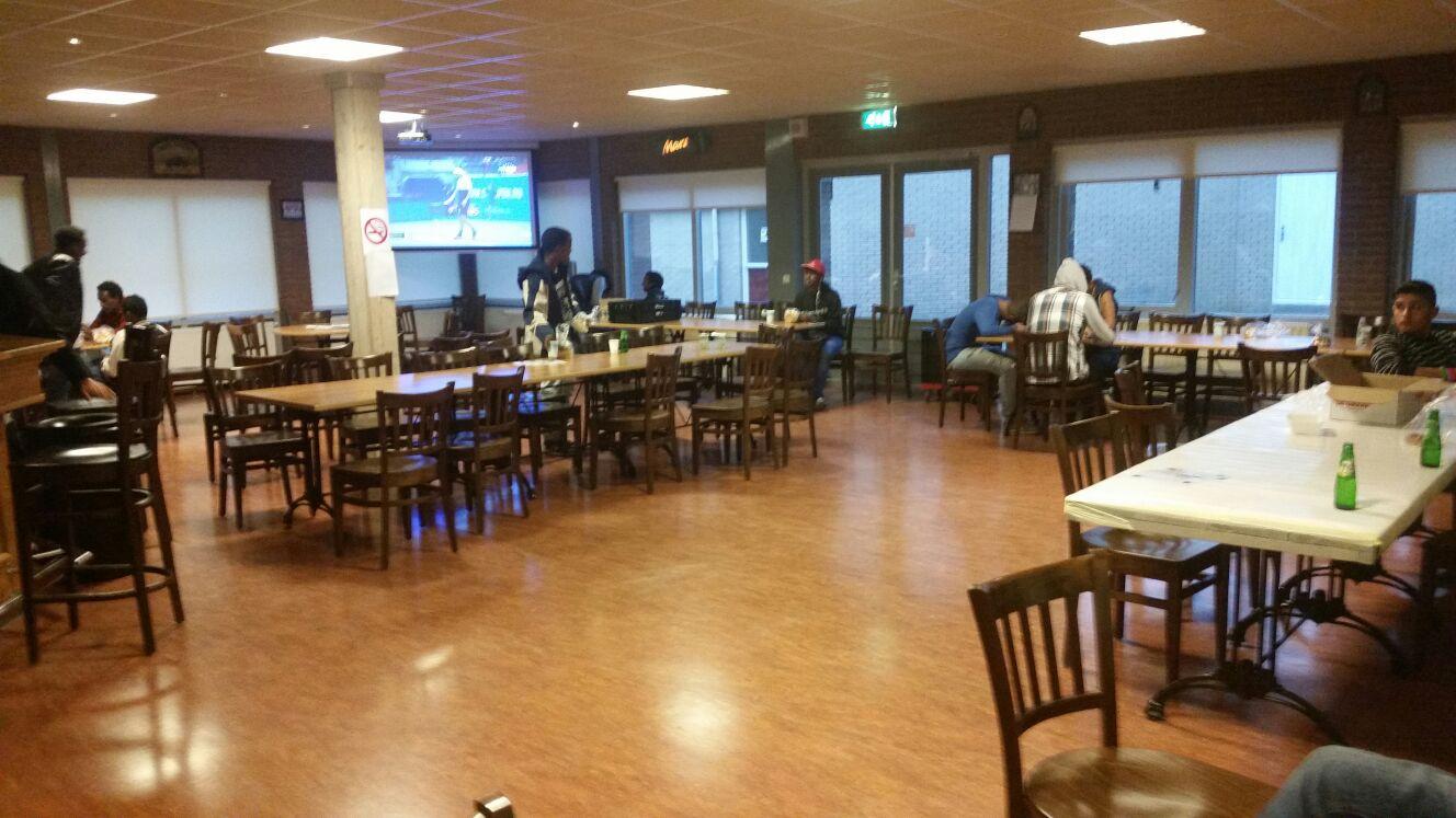 vluchtelingen na erasmus sport (2) hellendoorn