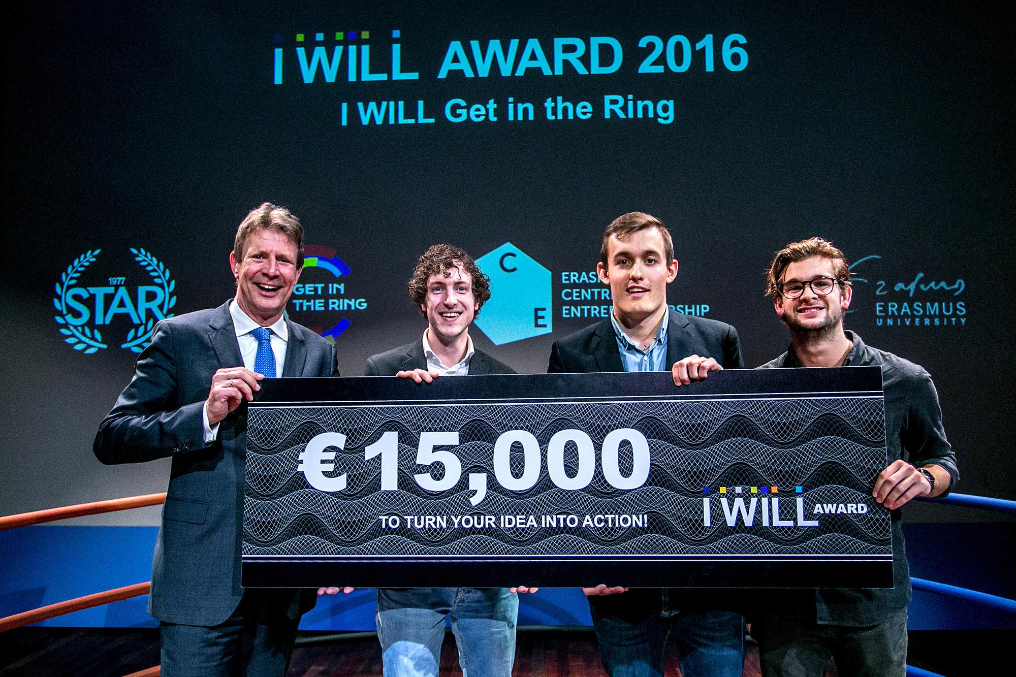 I Will Award 2016