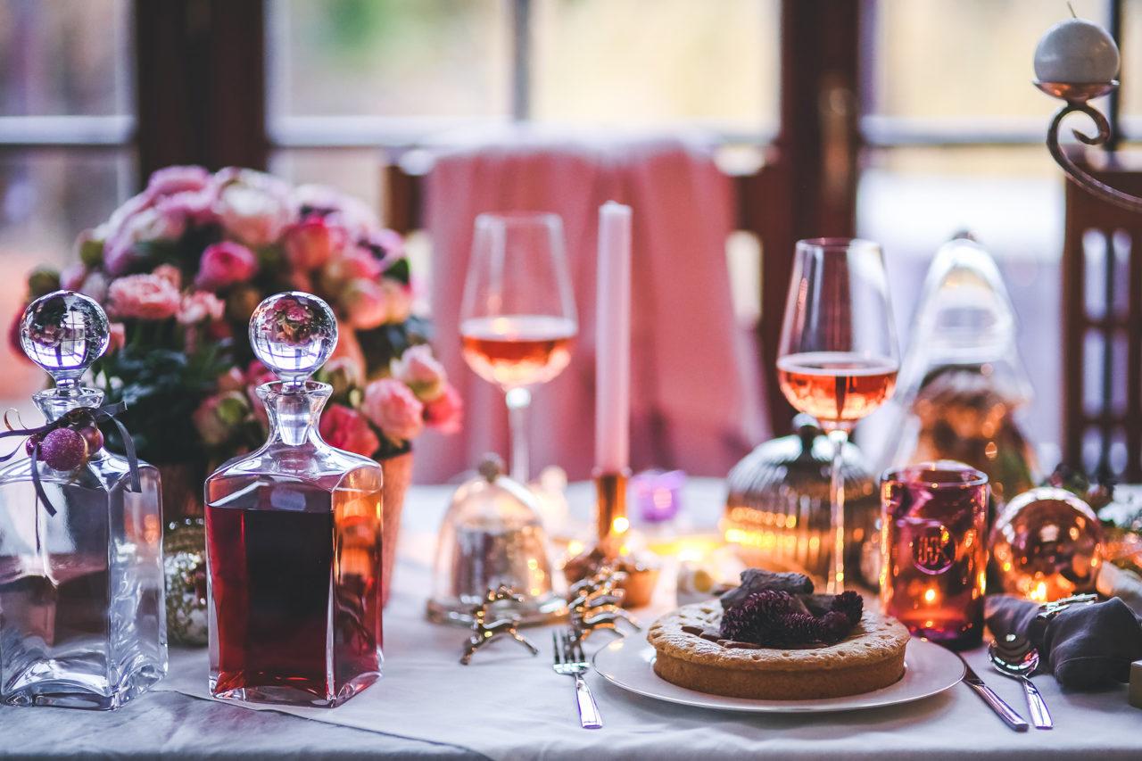 dinner-meal-table-wine wijn tafel lunch