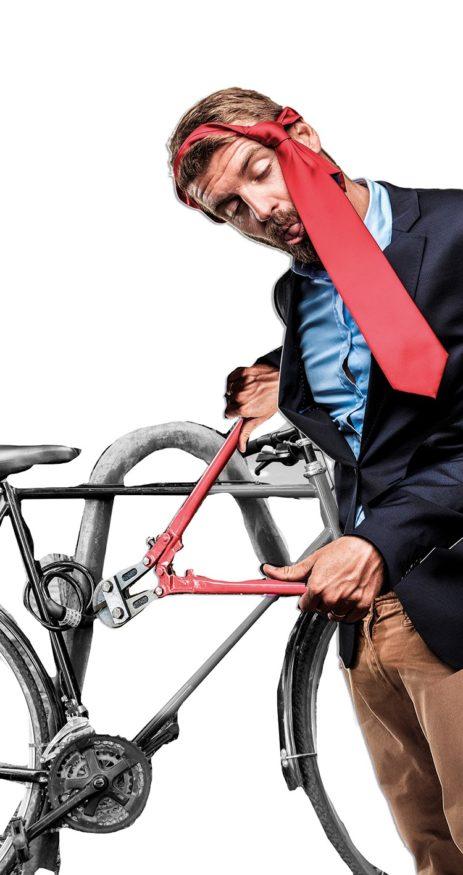 Lieve EM: fietsdiefstal en studentenvereniging
