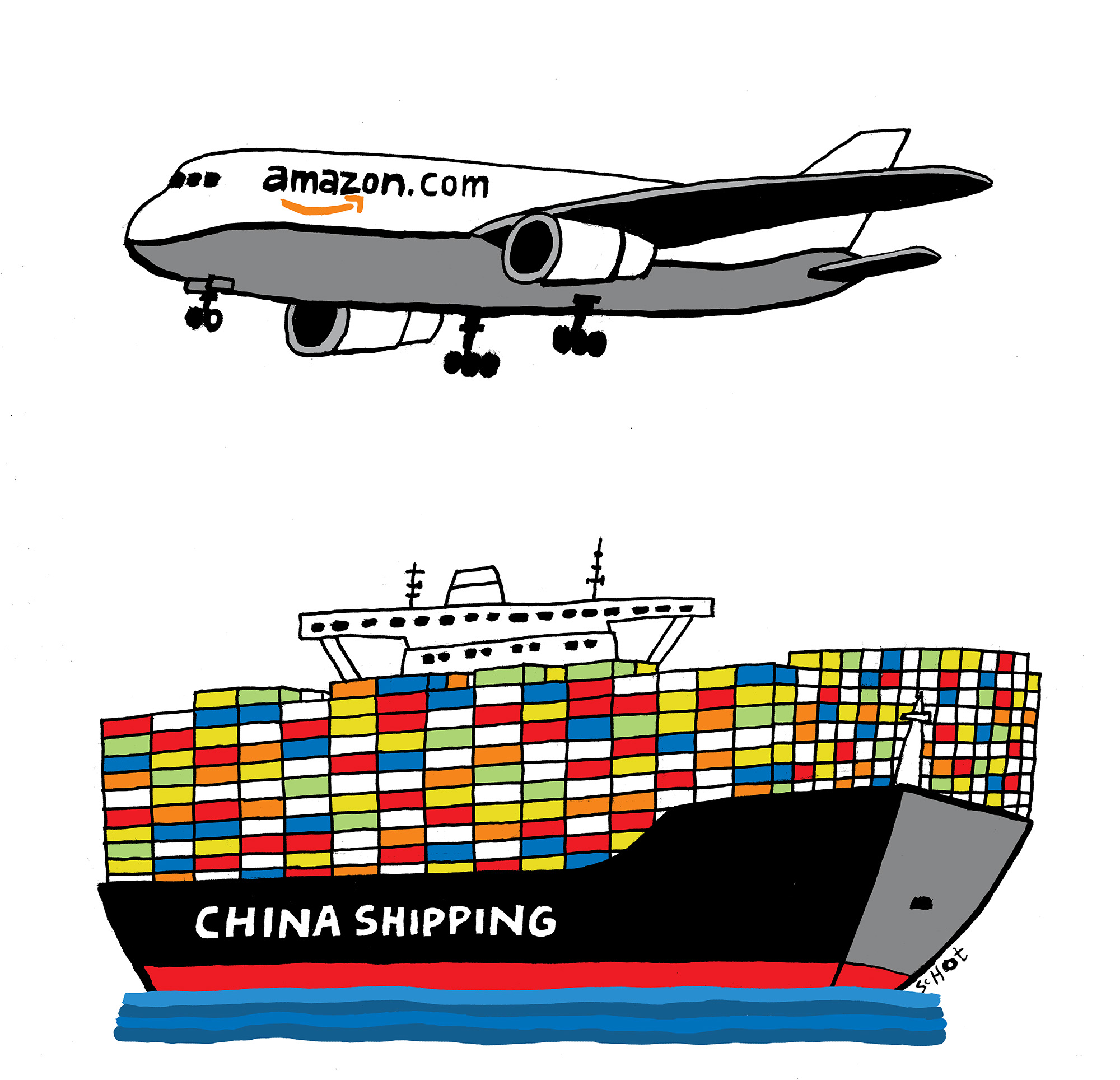 em-containers-vervoer-amazon