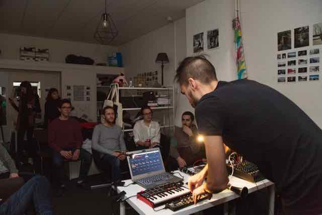 Stukafest 2017 tattoo muziek studentenkamer 5