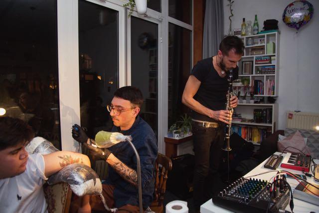 Stukafest 2017 tattoo muziek studentenkamer 1