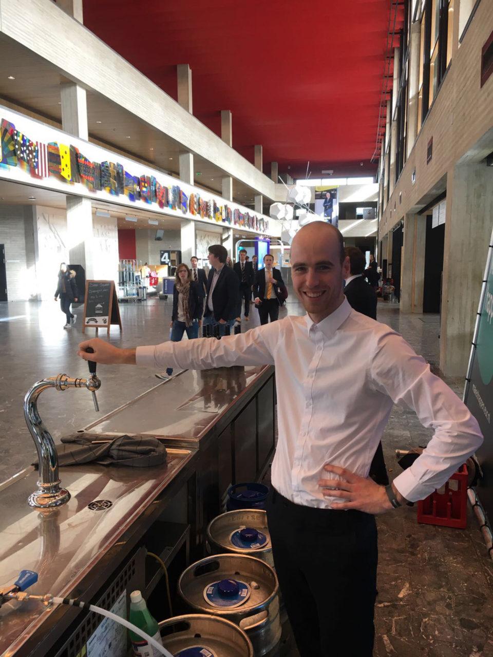 Gerwin stand-in Wilders en chef bar
