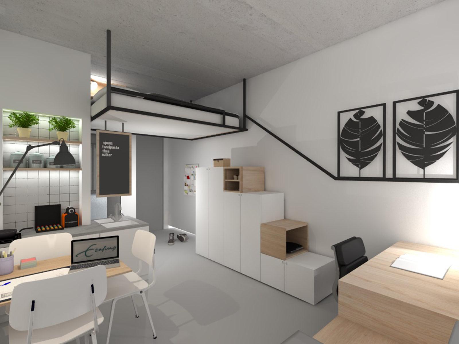 EUChousing_Stadhuisplein_binnen