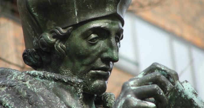 Erasmus-of-Rotterdam FOTO wikimedia