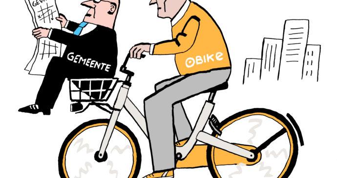 em-fiets-obike-gemeente2