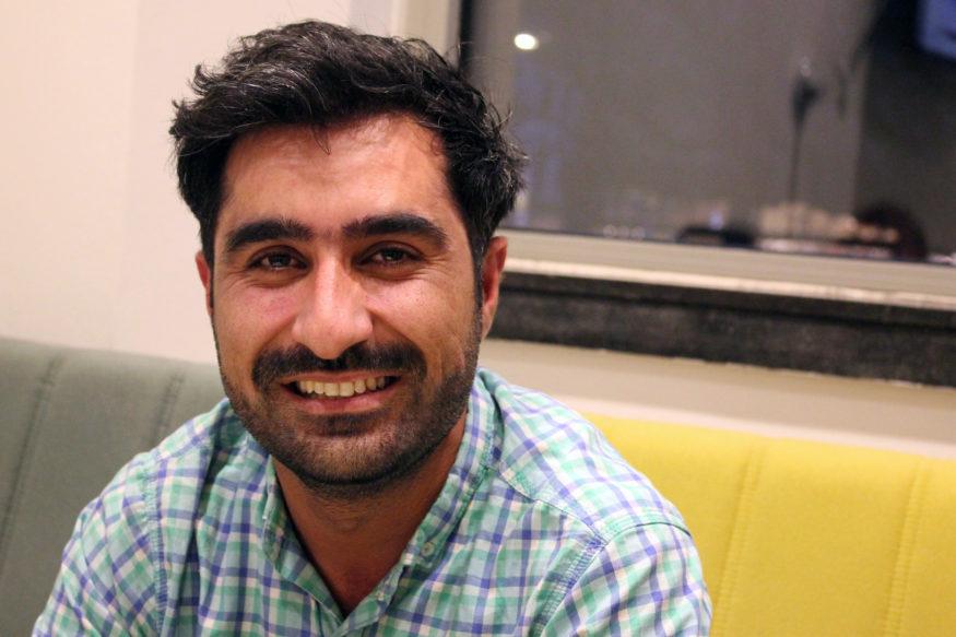 Hier Studeren Geeft Mij De Kans Met Mensen Uit India Te Praten