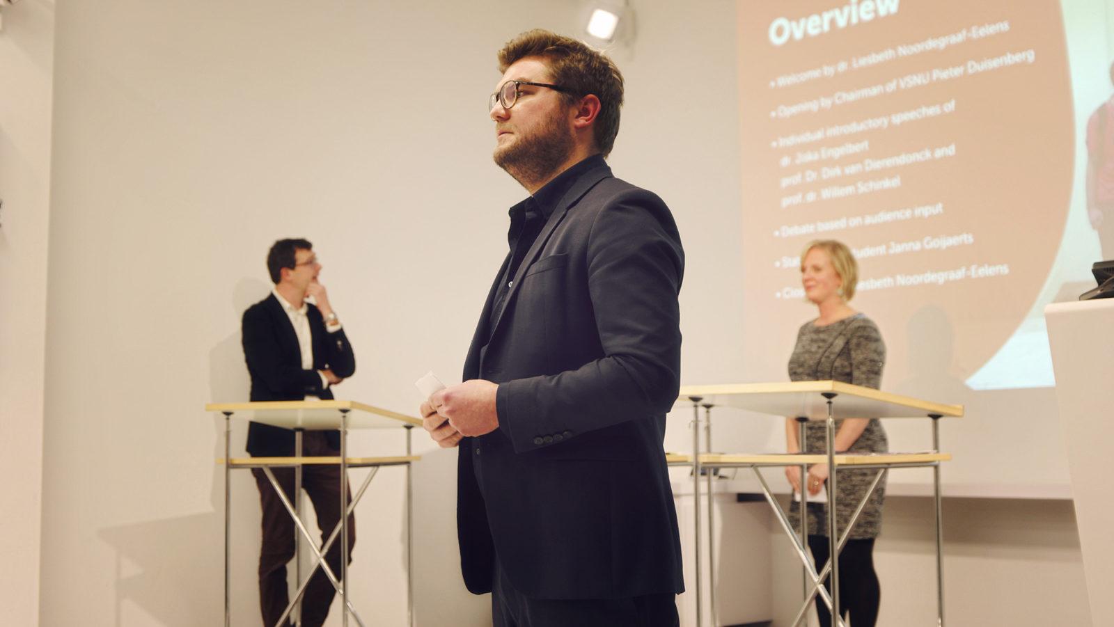 Future of the university debat