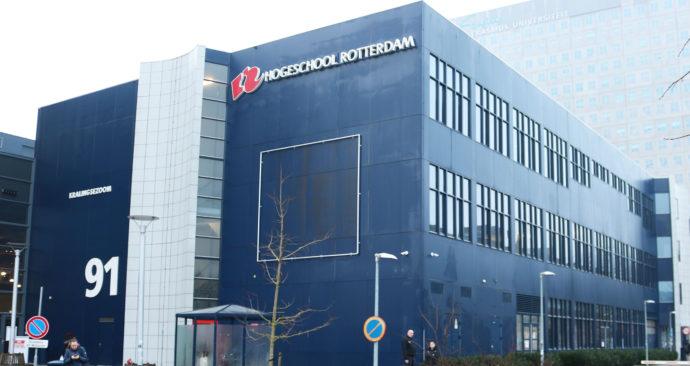 Hogeschool-Rotterdam-gesloten_2