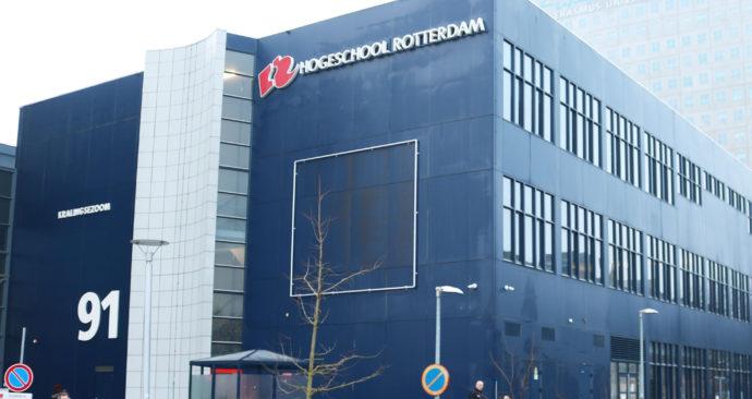 Hogeschool-Rotterdam-gesloten_3