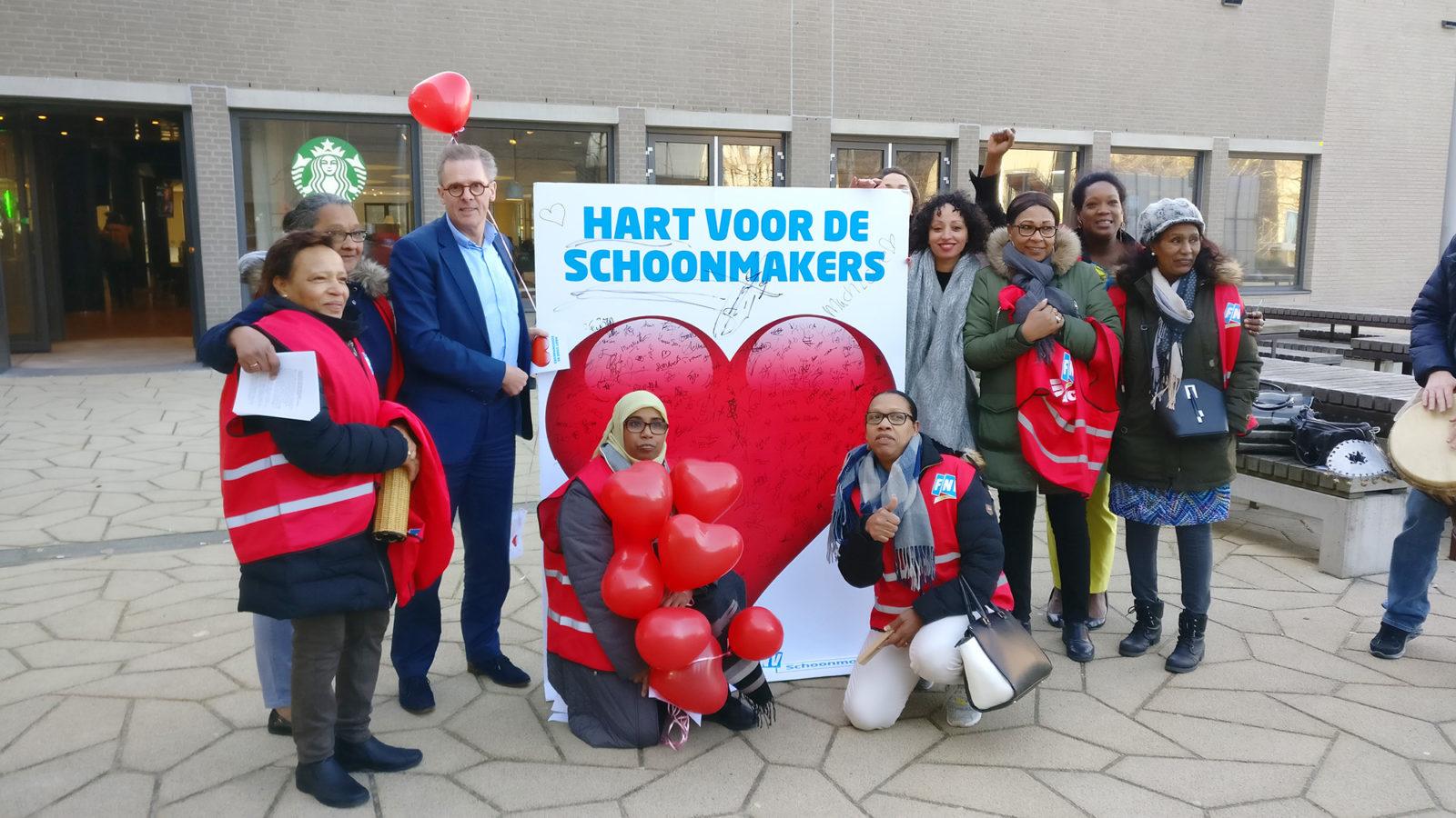 schoonmakers-demonstratie-valentijn-kees-lansbergen-foto-Elmer-Smaling