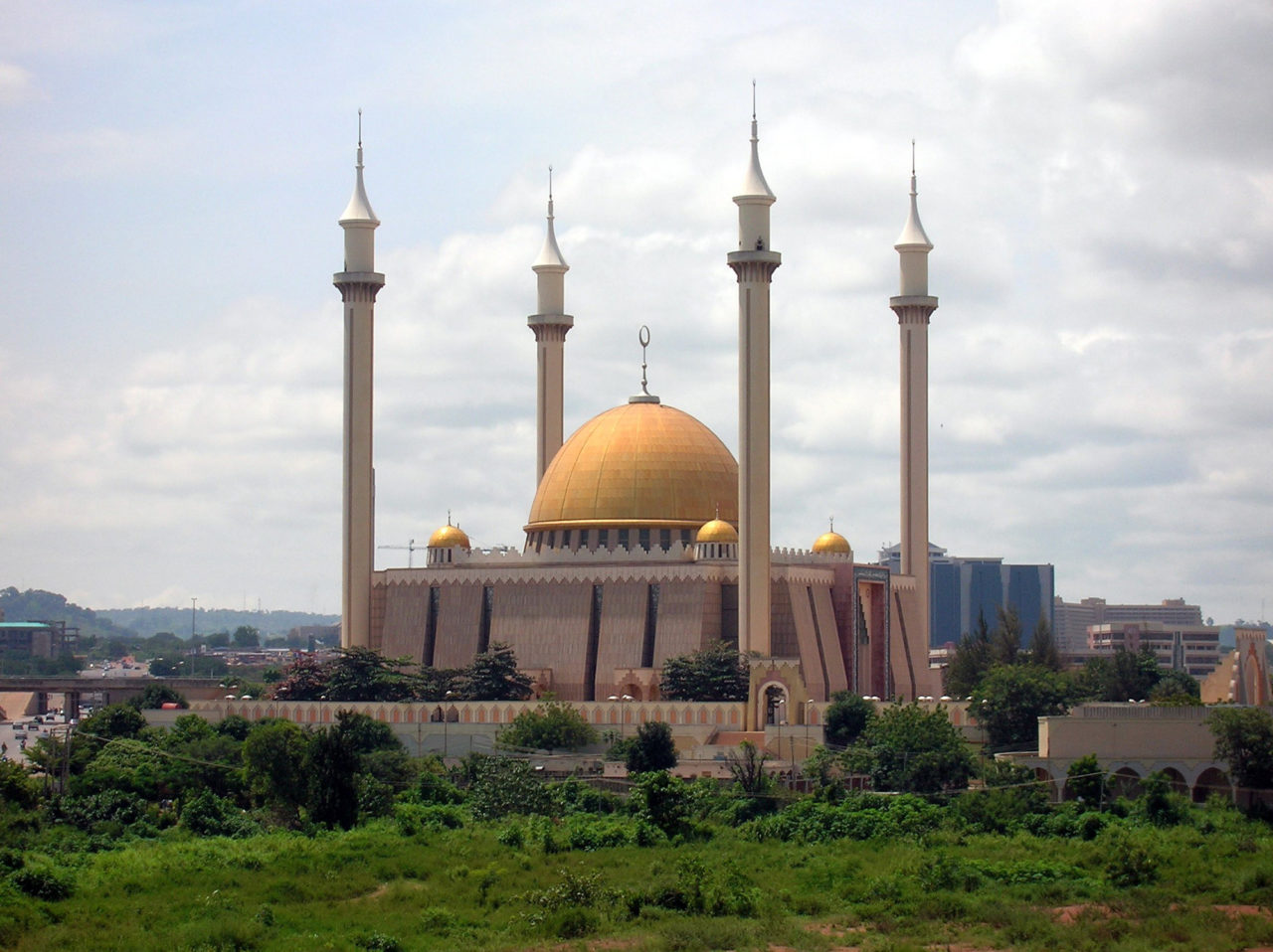 AbujaNationalMosque
