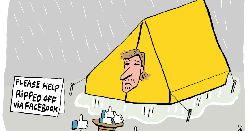 em-woning-bedrog-rotterdam-tent bas van der schot woningnood