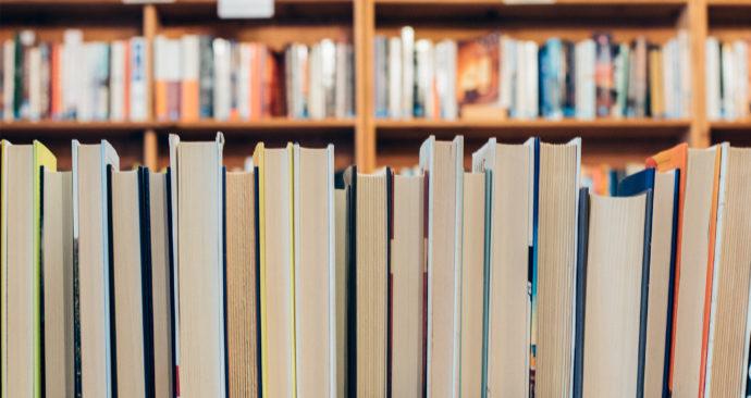 Boeken bieb bibliotheek
