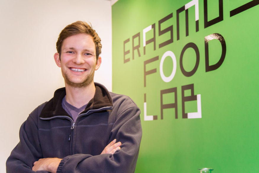 Gunnar Heller (masterstudent Global Business and Sustainability)
