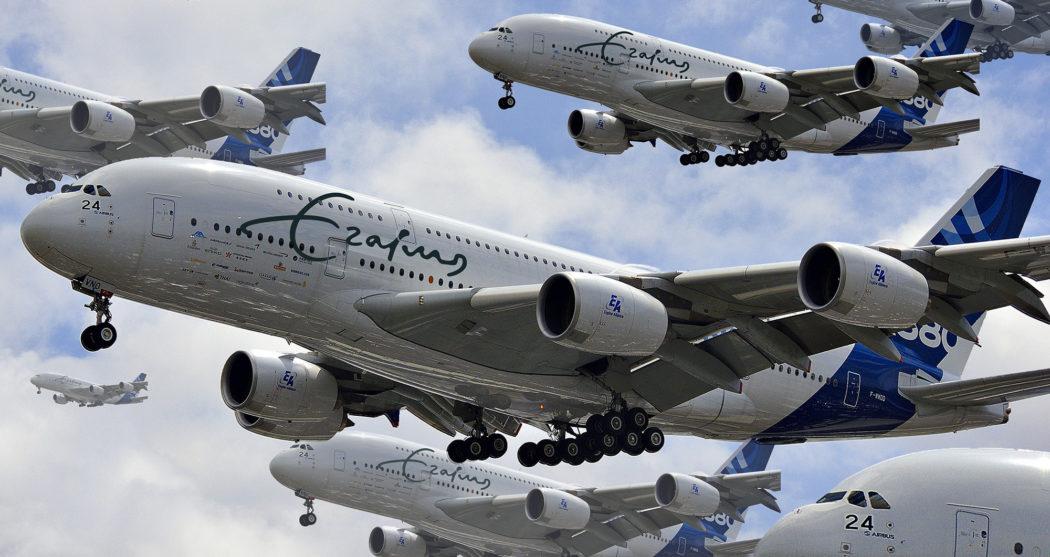 erasmus-vliegtuigen