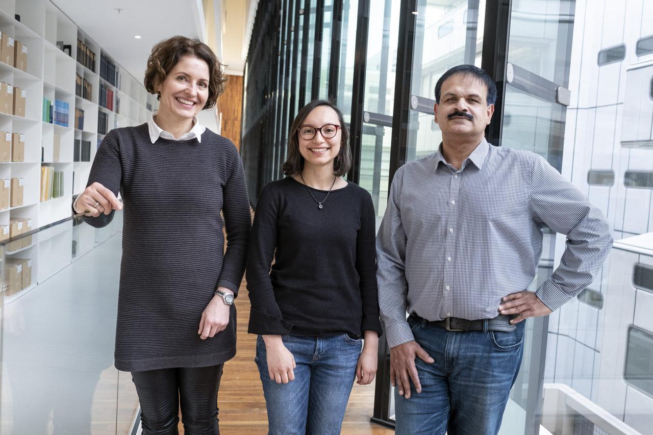 Caroline-Klaver-Adriana-Iglesias-Iljaz-Qadeer-refugees-in-science-Levien-Willemse