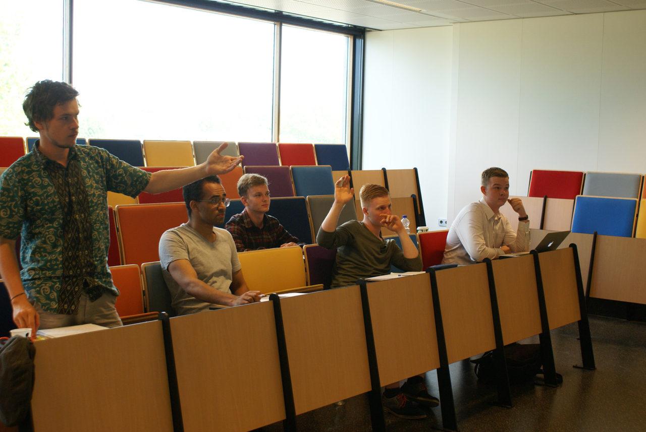 Erasmus Debating Society