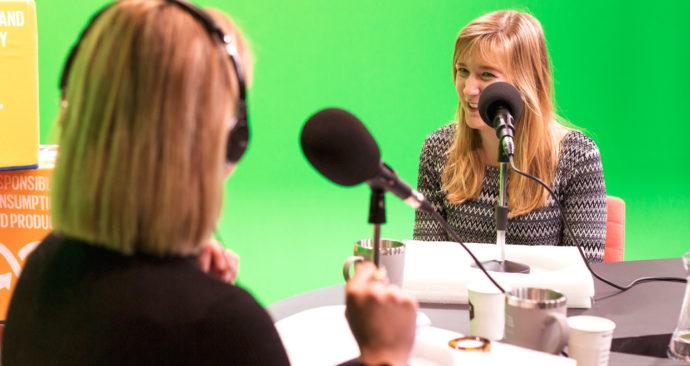 Elisabeth Timmermans – podcast Liefde in tijden van Tinder