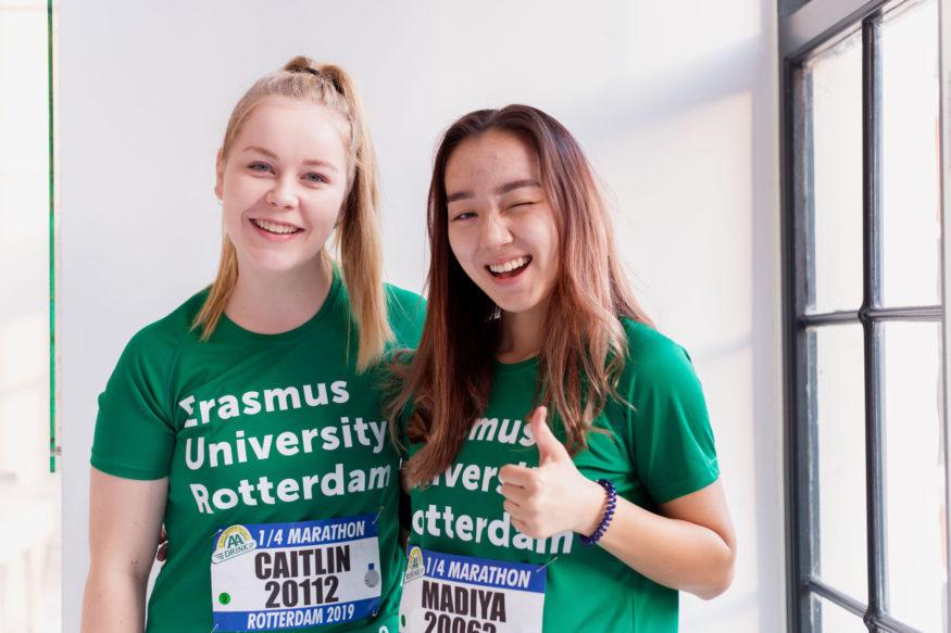 Erasmus Charity Run