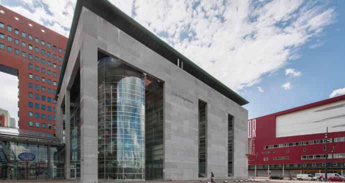 Rechtbank Rotterdam aan het Wilhelminaplein