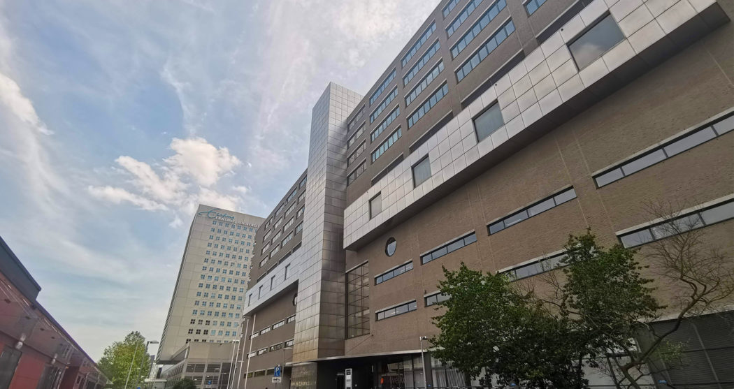 Campus Woudestein Mandeville Van der Goot