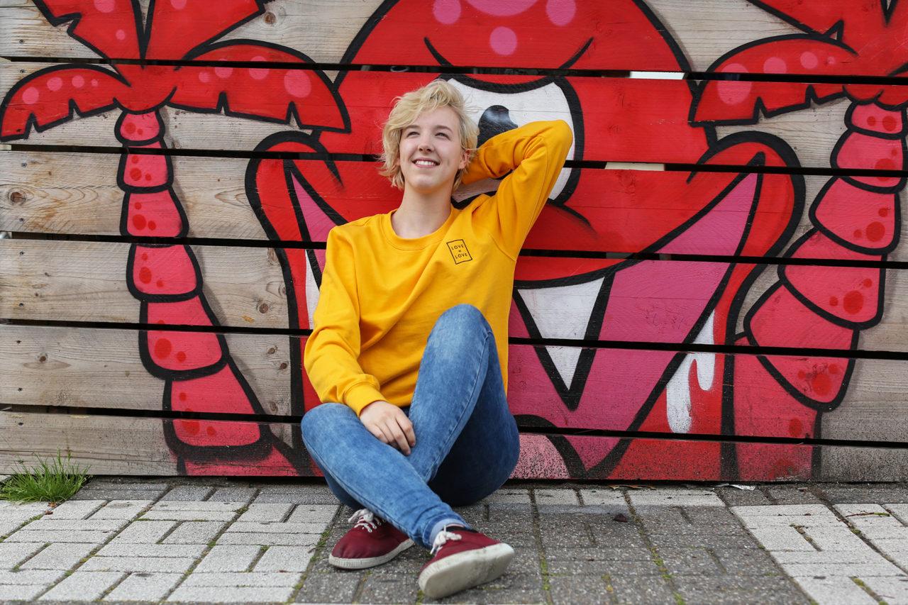 Nicole van der Vorst van Queer Clothes
