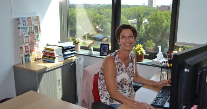 Marielle van Leeuwen studieadviseur ESHCC