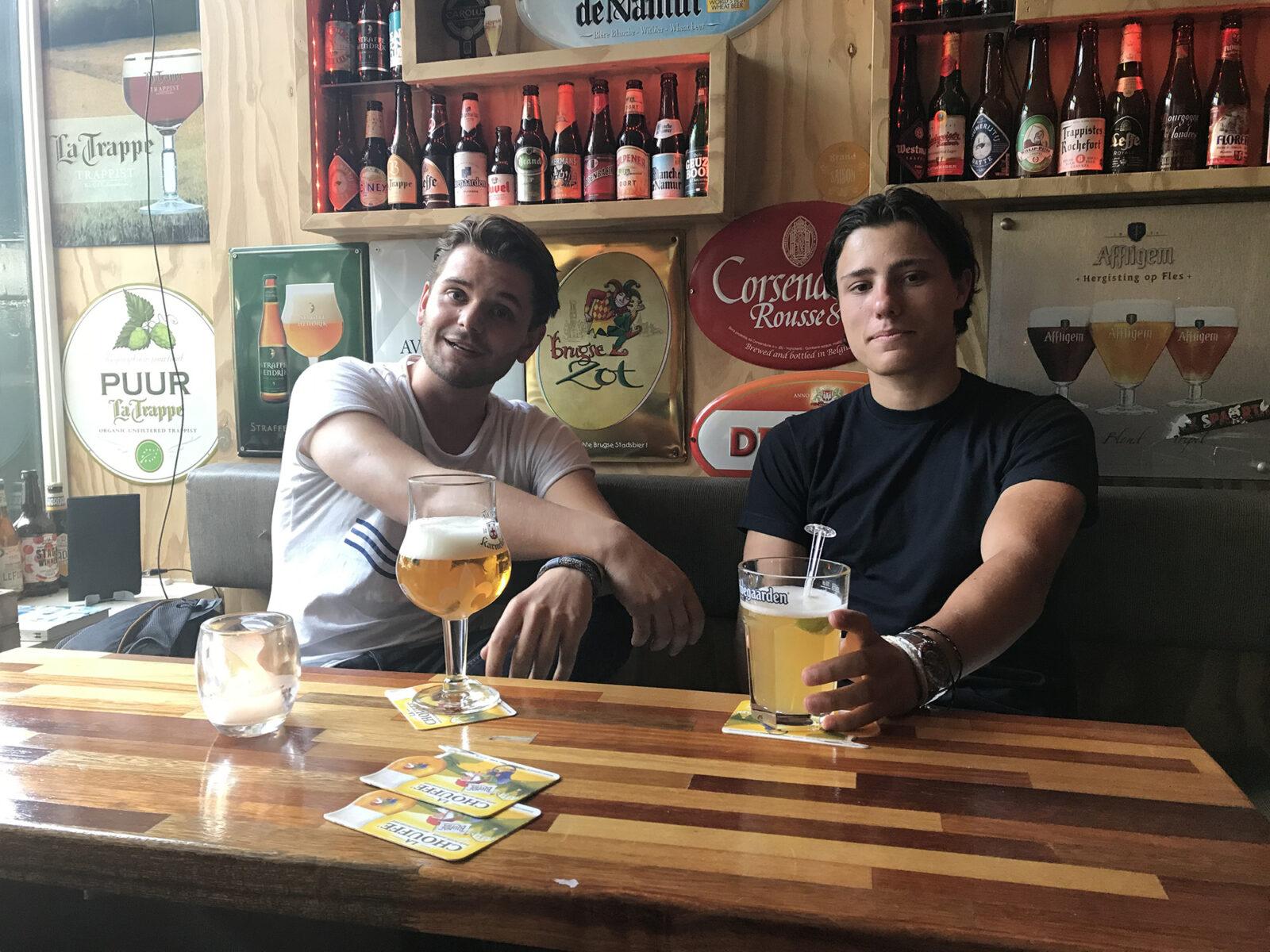 HHB Stijn Honders en Tom-Bosse Bout