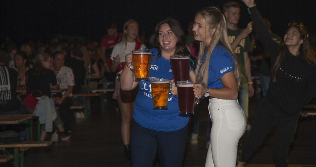 Bier Cantus 2019, Eurekaweek