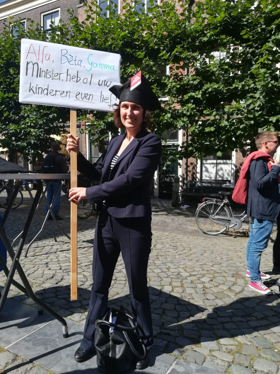 WOinActie in Leiden