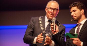 ahmed aboutaleb 2 burgemeester opening academisch jaar 2019 foto ronald van den heerik (79)