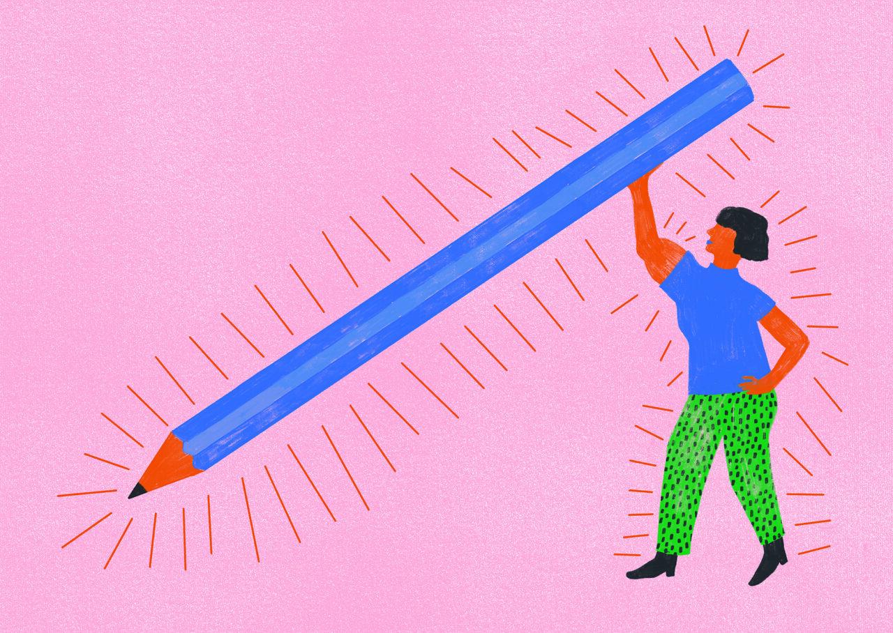 4 – Rachel power of illustration