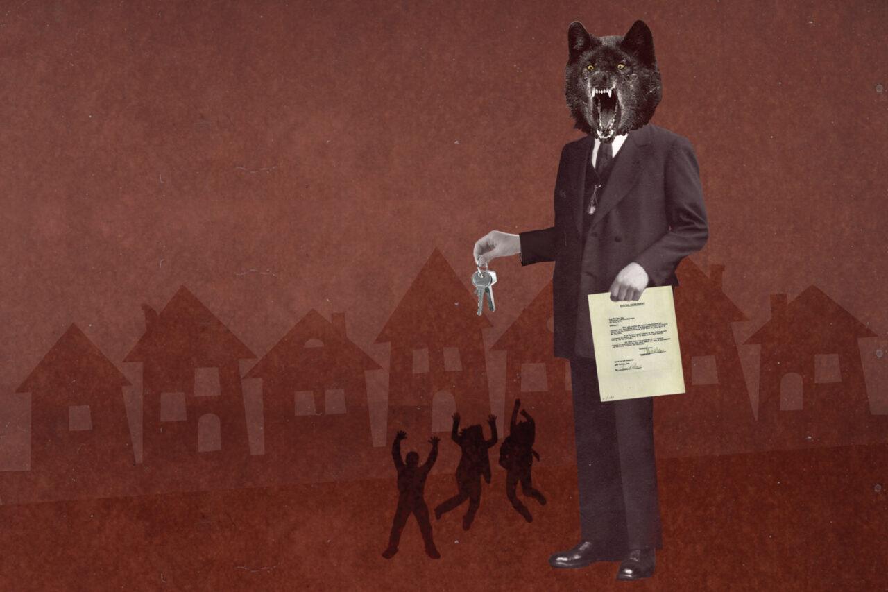 huurcontractenverhaal verhuurder, huren, studentenkamer