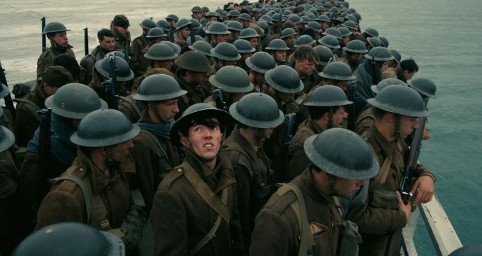 Dunkirk verkleind