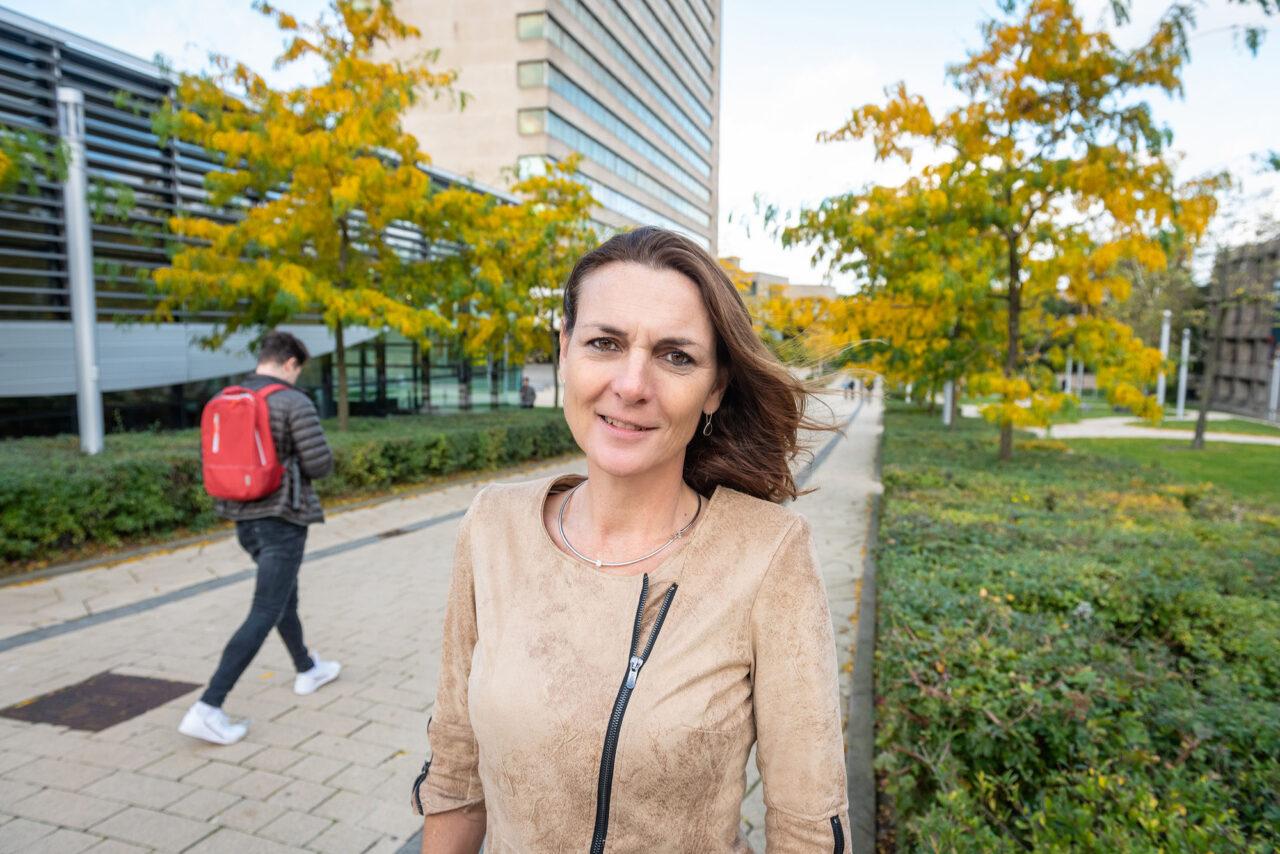 Ombudsfunctionaris Edith Weijnen
