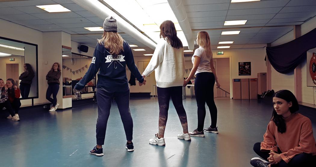 collaboration dansvoorstelling