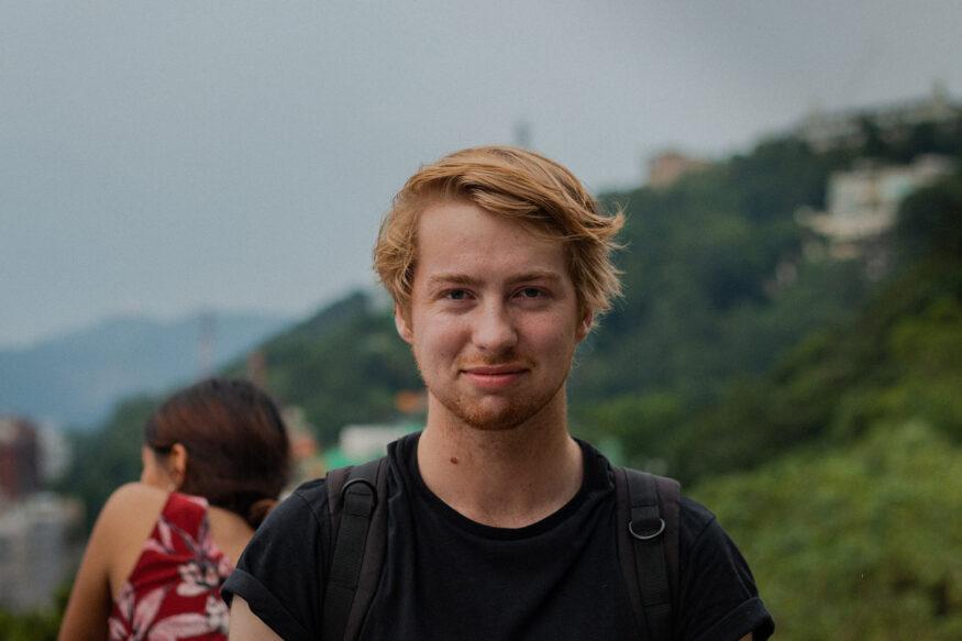 wouter sterrenburg hongkong