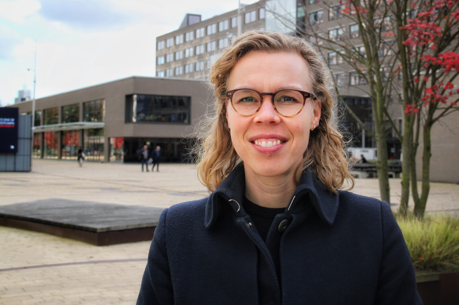 career advisor Laura de Reus – Milena Chopova