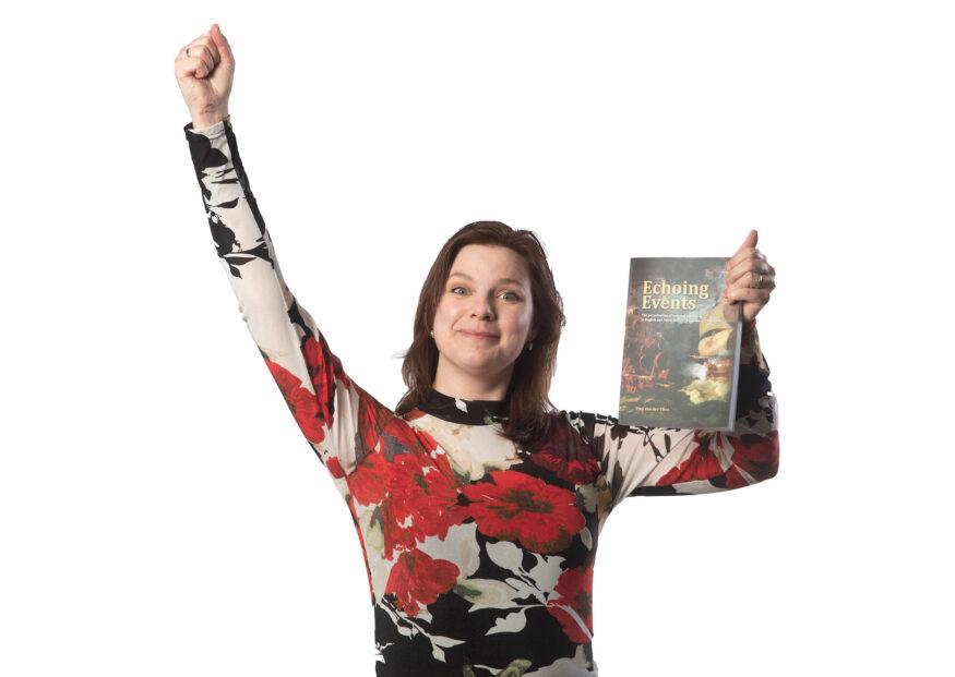 Tina van der Vlies 2 – De Promotie – Levien Willemse