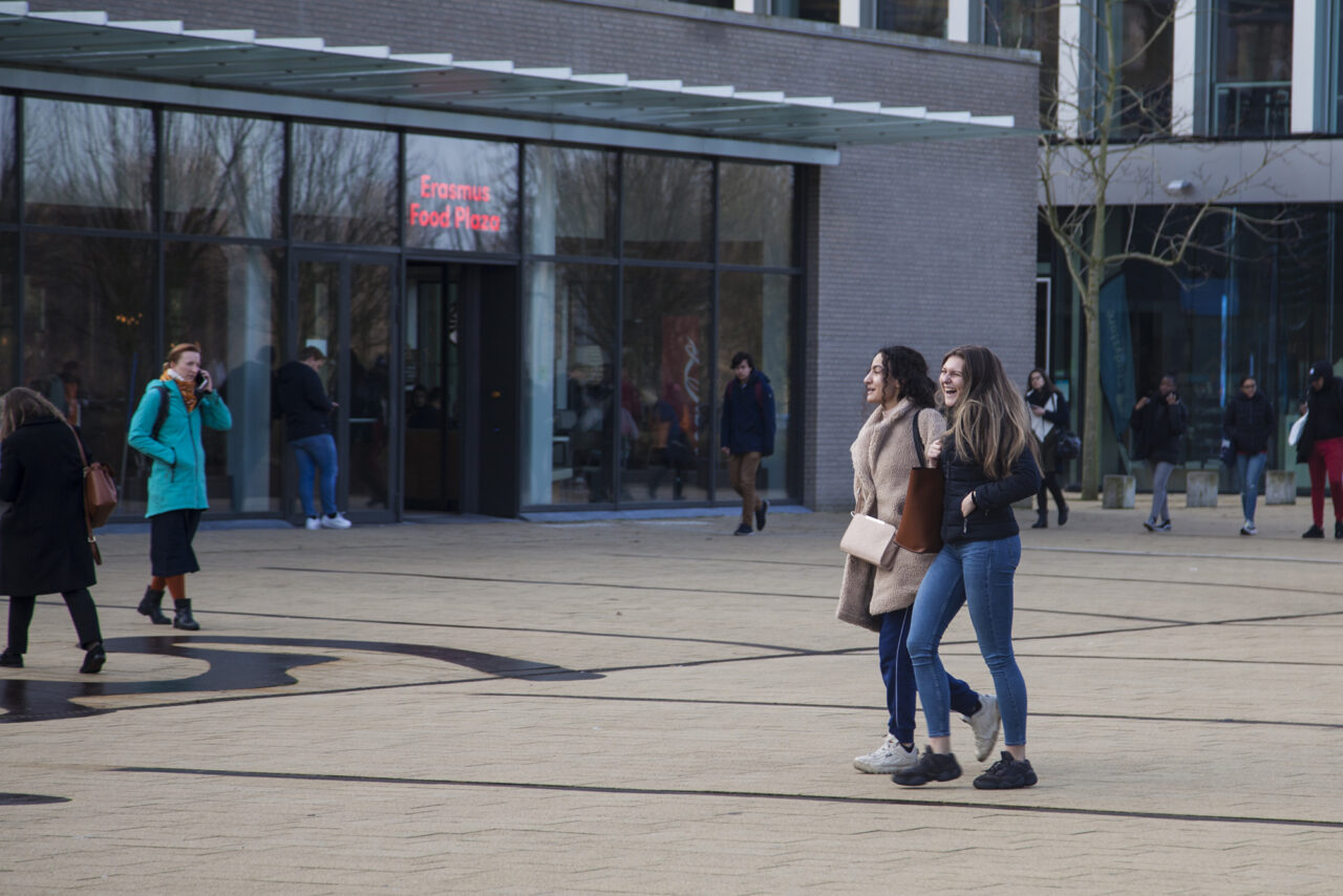 Winterse dag op de campus_Amber Leijen_vrije opdracht (15)