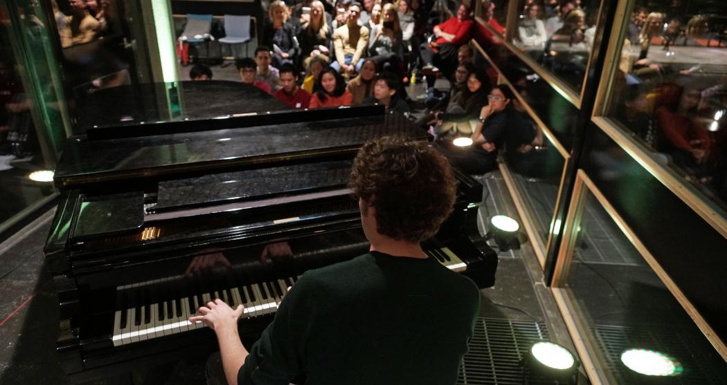 Piano night EM2