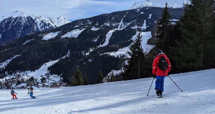 wintersport skiën oostenrijk foto Elmer Smaling