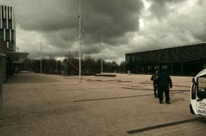 coronavirus verlaten campus plaza