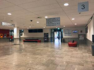 Mandeville coronavirus verlaten campus