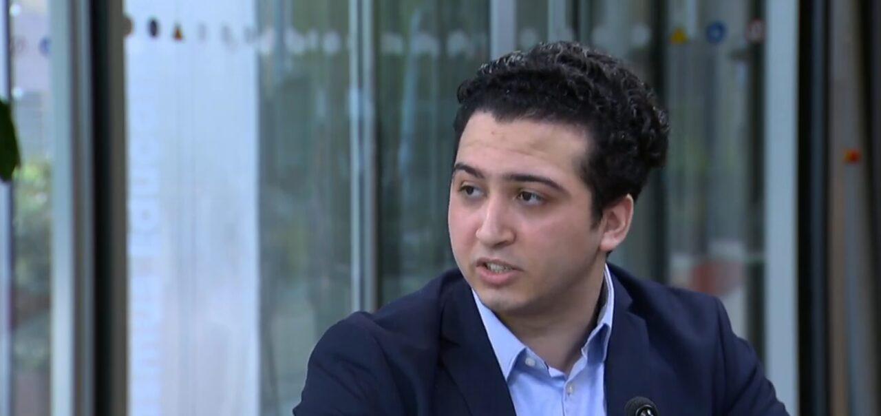 Younes Assou in Erasmus TV