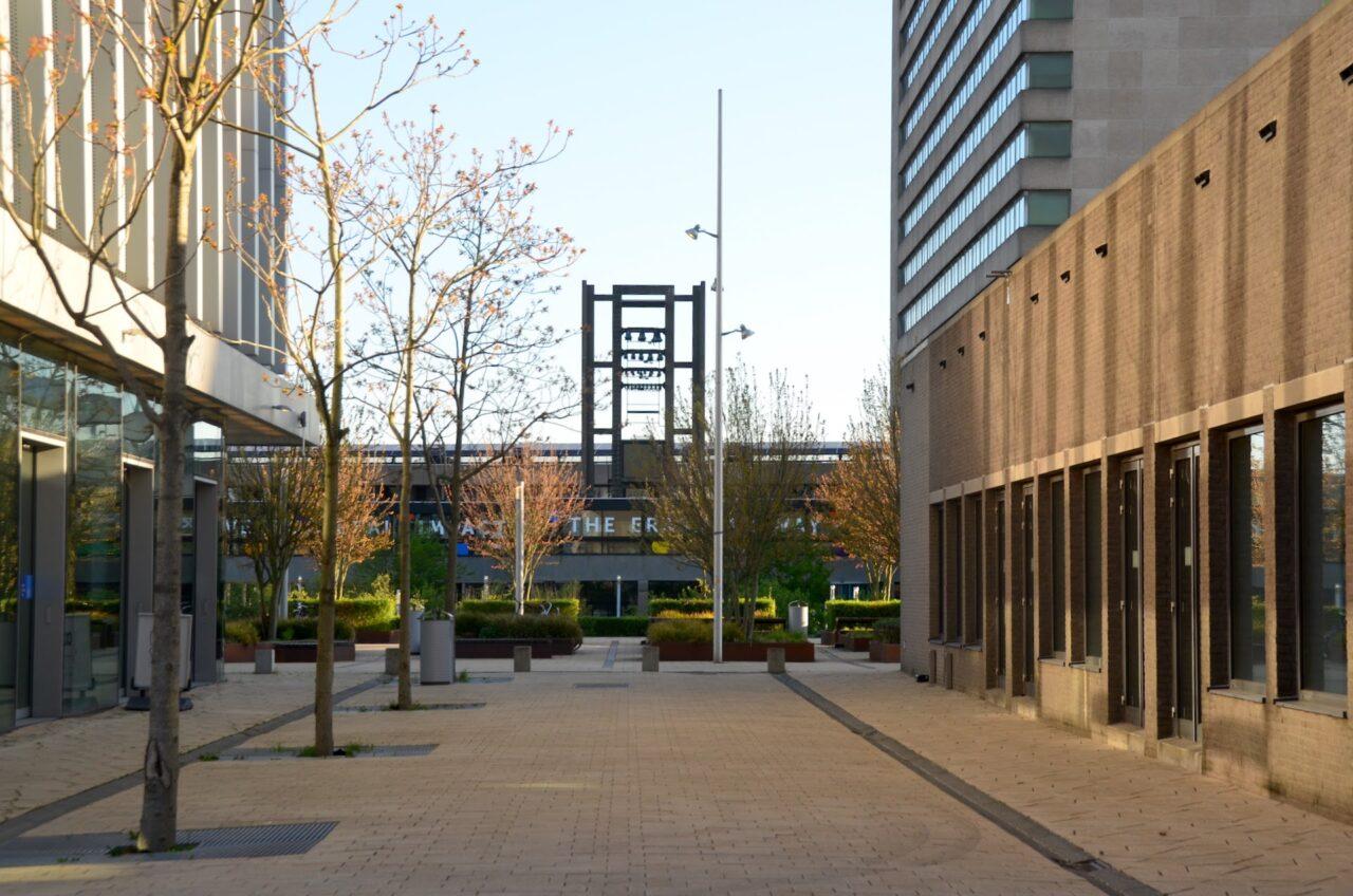 Erasmus Universiteit EUR campus