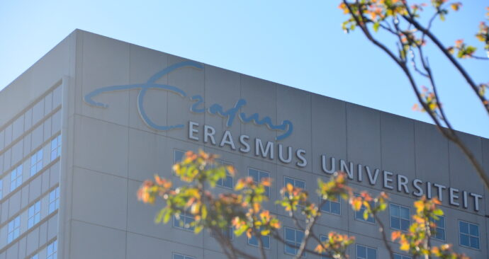 Erasmus Universiteit EUR campus