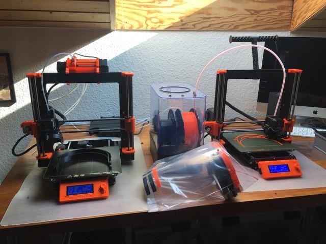 tiago beck 3d printer